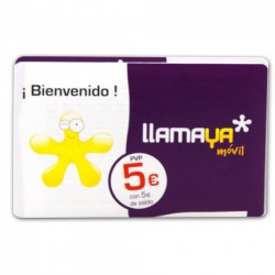 LlamaYa - Prepaid SIM карта
