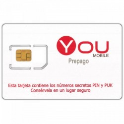 YOUmobile - Prepaid SIM карта