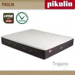 Матрас PIKOLIN Trajano (Elite) Оптимальная поза во время сна.