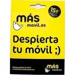 MasMovil - Prepaid SIM карта, Tarifa 10