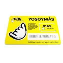 MasMovil - Prepaid SIM карта, Tarifa 5