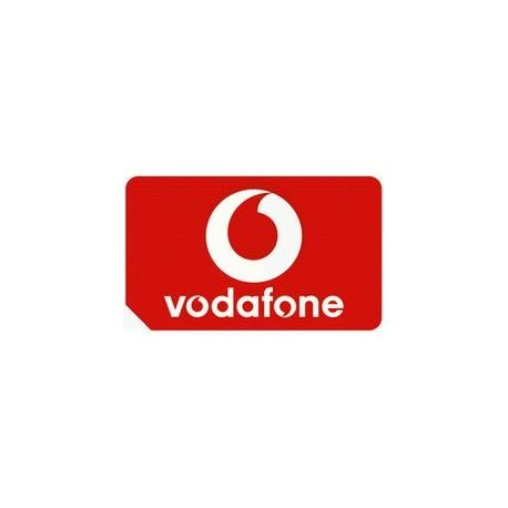 Пополнить баланс SIM карты VODAFONE