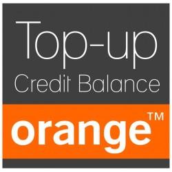 Пополнение баланса SIM карты ORANGE