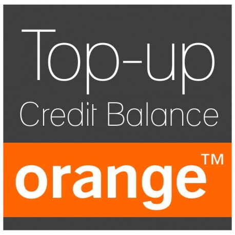 Пополнить баланс SIM карты ORANGE