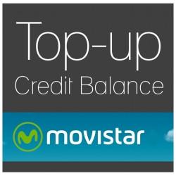 Пополнение баланса SIM карты MoviStar