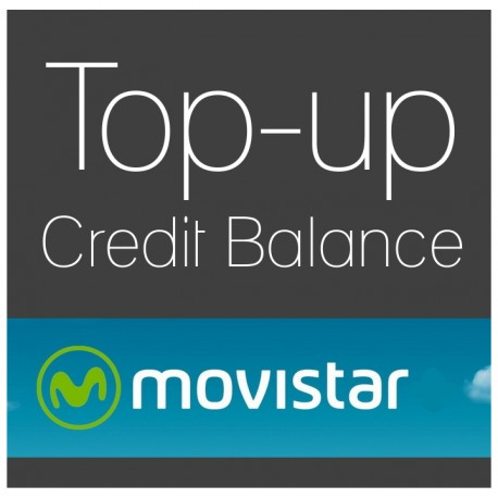 Пополнить баланс SIM карты MOVISTAR